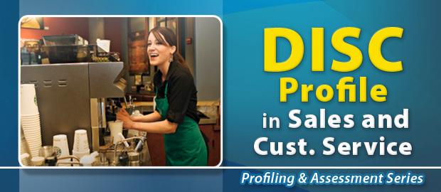 DISC Profile in Sales & Customer Service