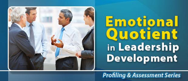 Emotional Quotient (EQ) in Leadership Development