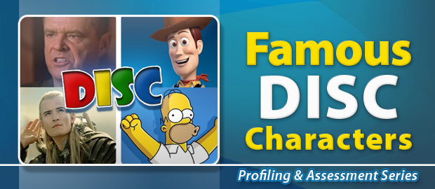 Famous DISC Characters