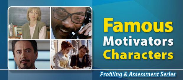 Famous Motivators Characters